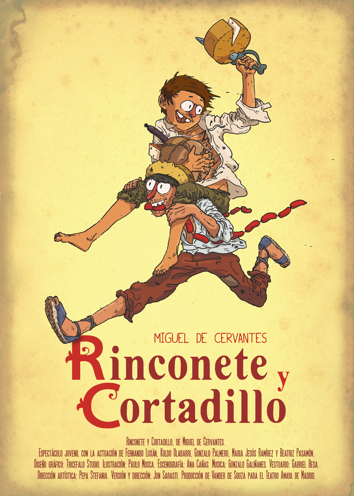 how rinconete and cortadillo is narrated Rinconete y cortadillo (or novela de rinconete y cortadillo) is one of the twelve  short stories included in novelas ejemplares, by spanish writer miguel de.